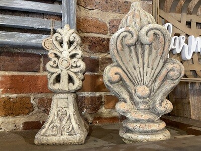 Ceramic Finial