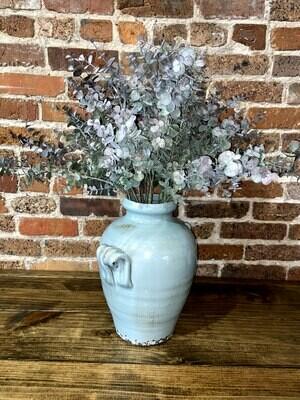 Gray Pottery Vase 14