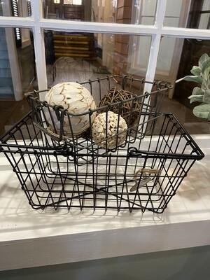 Nested Wire Storage Basket