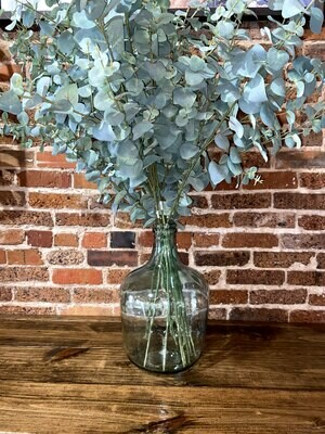 Long Stem Faux Eucalyptus