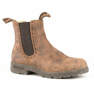 BLUNDSTONE 1351-WOMEN'S SERIES RUSTIC BROWN