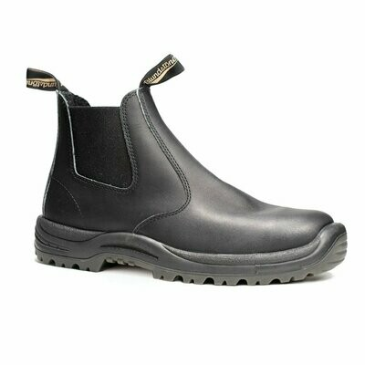 BLUNDSTONE 491-CHUNK SOLE BLACK