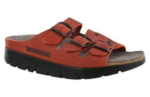MEPHISTO ZACH FIT-RED