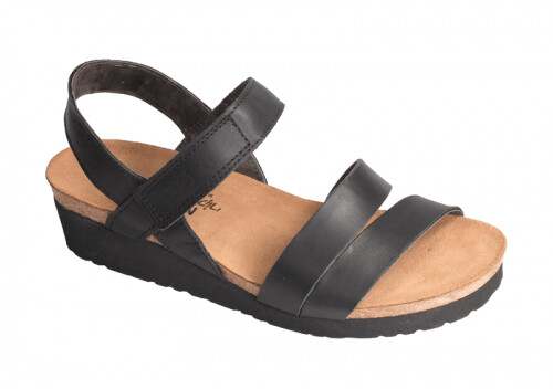 NAOT KAYLA WIDE - BLACK