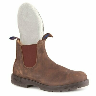 BLUNDSTONE 584- WINTER RUSTIC BROWN