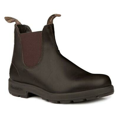 BLUNDSTONE 500- ORIGINAL STOUT BROWN
