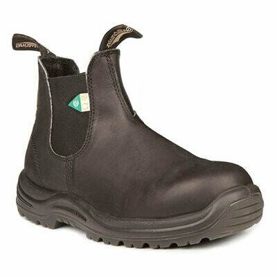 BLUNDSTONE 163-WORK&SAFETY BOOT BLACK