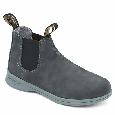 BLUNDSTONE 1398- ACTIVE LEATHER RUSTIC BLACK