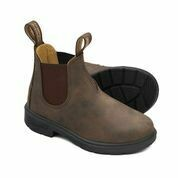 BLUNDSTONE KIDS 565 -RUSTIC BROWN