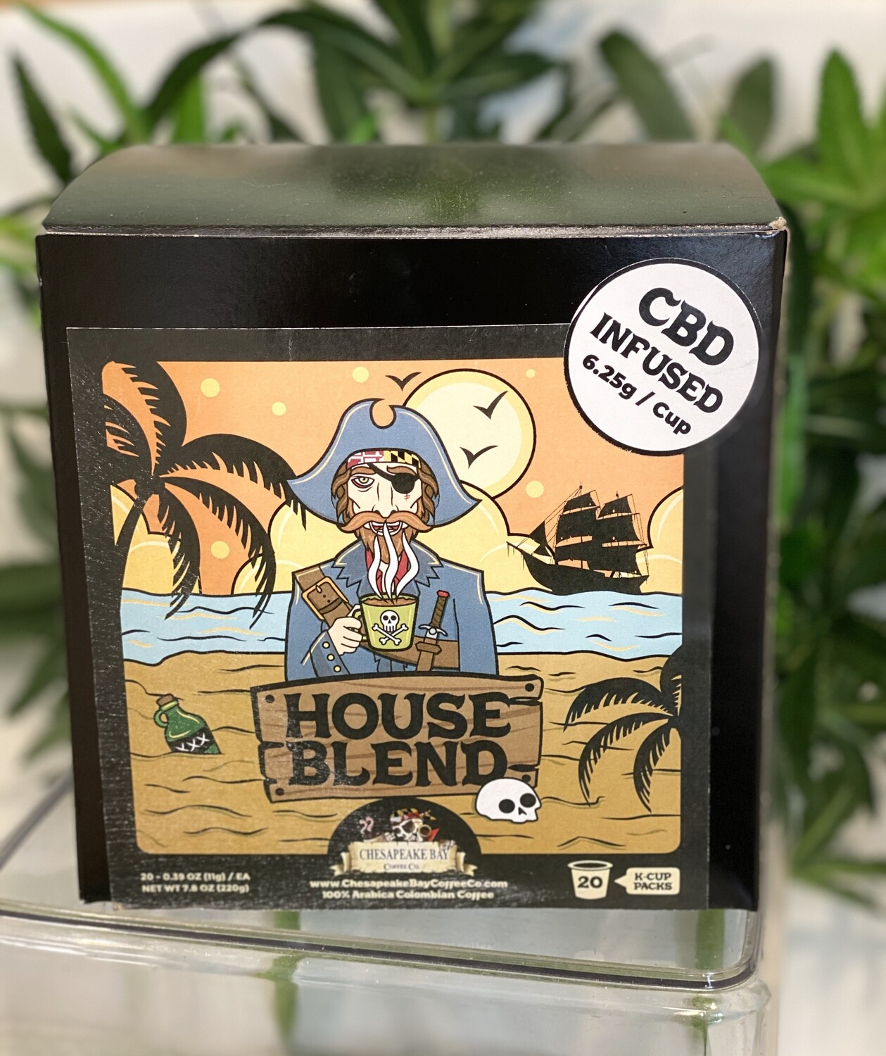 House Blend K-Cup Box - 20 ct