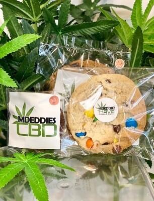 CBD Cookie - Oatmeal Raisin (25mg)