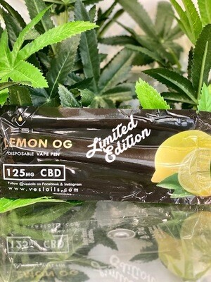 Lemon OG Pen - 125mg