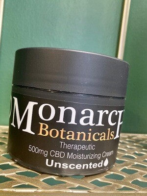 Unscented Moisturizing Cream - 500mg