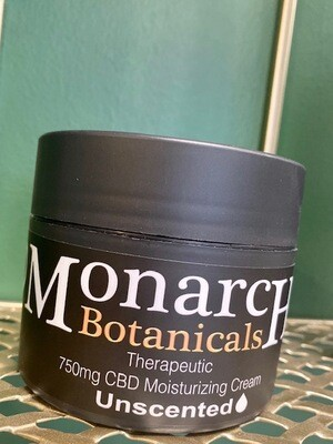 Unscented Moisturizing Cream - 750mg