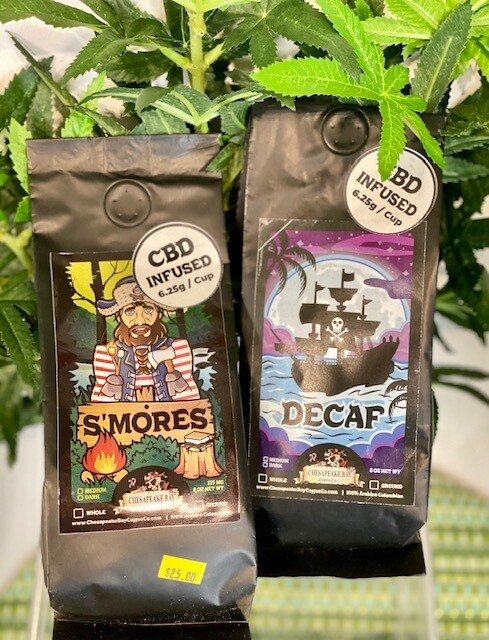 Decaf Coffee Grind - 8 oz