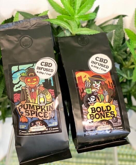 Pumpkin Spice Coffee Grind - 8oz