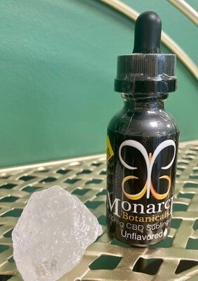 Unflavored Sublingual Oil - 1500mg