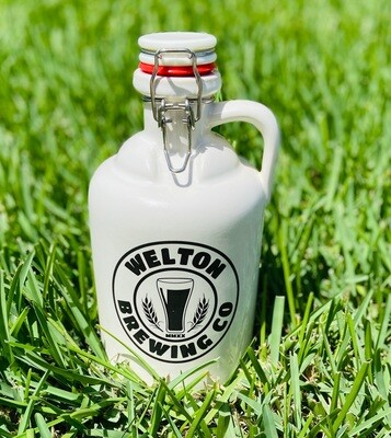 WBCo Ceramic Growler (64oz)