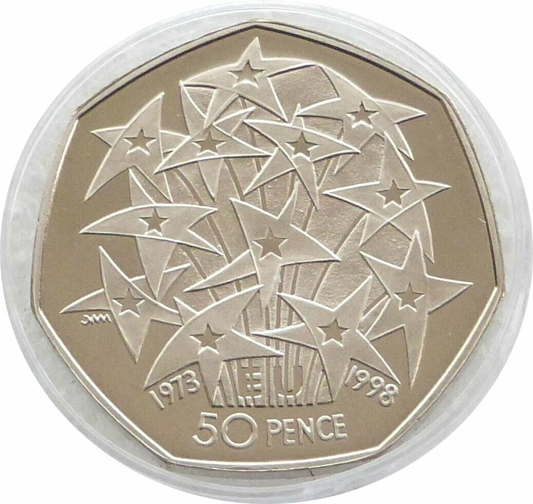 be prepared 50p coin