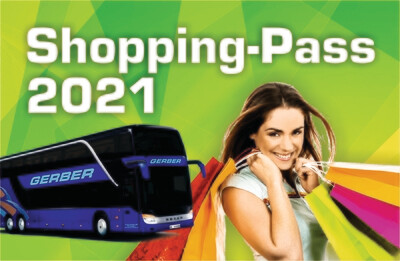 Shopping - Pass 2021