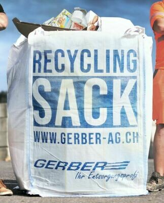 Recycling - Sack