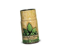OPMS Gold Liquid Kratom Extract 8.8ml