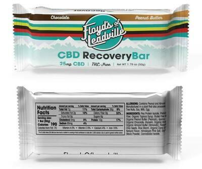 Floyds CBD Recovery Bar