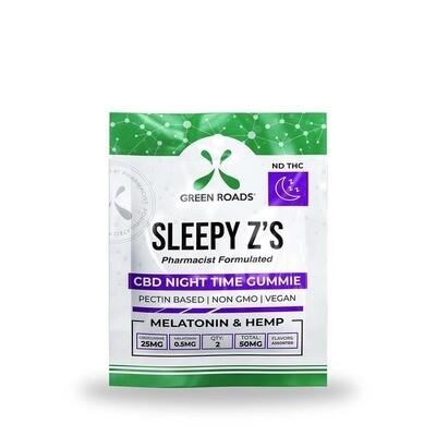 Green Roads CBD Sleepy Z's (50mg)