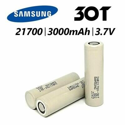 Samsung 30t 21700 3000mAh Battery