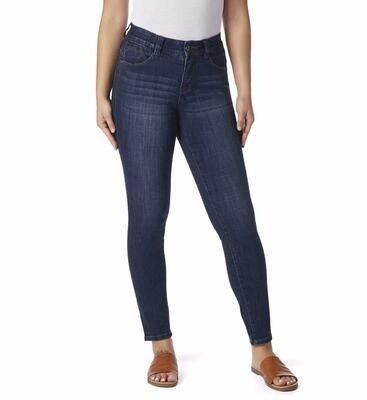 Cecilia Skinny Medium Indigo Jean