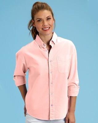 ALSOXFD Oxford Shirt Blush