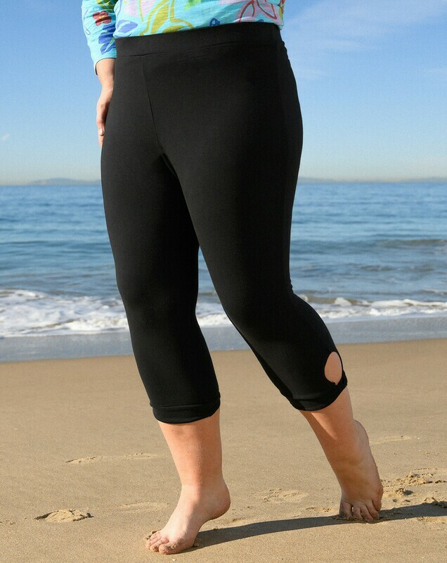 ESCPSNPD Plus Sanibel Capri in Black