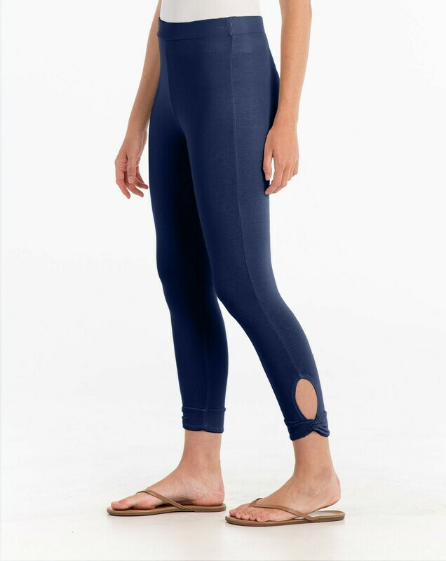 ACPSNPD Sanibel Capri Legging in Moonlight