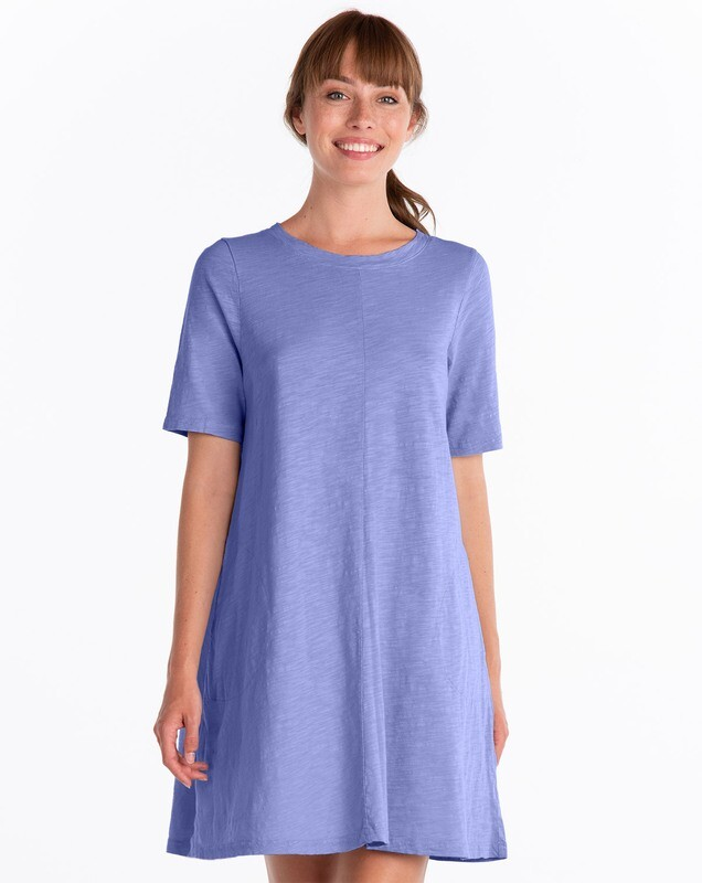 ASDLOPD Lorna Dress in Peri