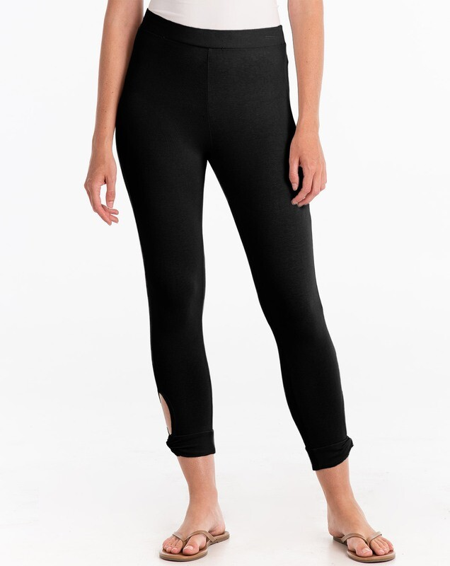 ACPNSNPD Sanibel Capri Legging Black