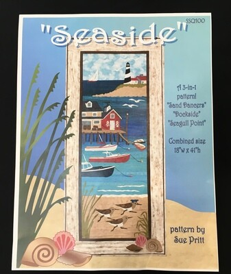 Seaside pattern Sue Pritt