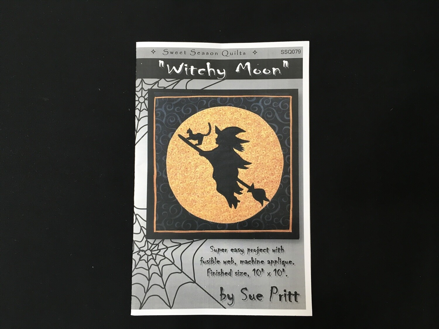 Witchy Moon pattern