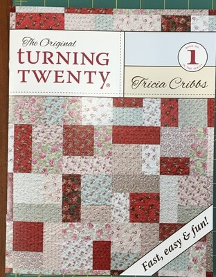 Turning Twenty Original pattern