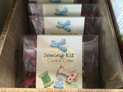 Sewing Cookie Cutter Set