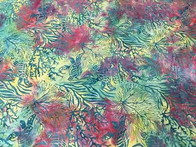 Batik Turtle Tie Dye