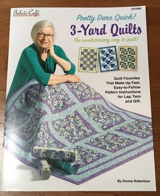 3 Yard Quilts Patterns