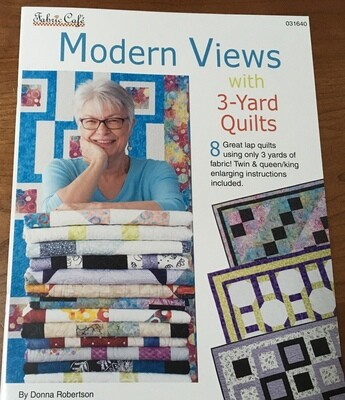 Modern Views with 3- Yard Quilts