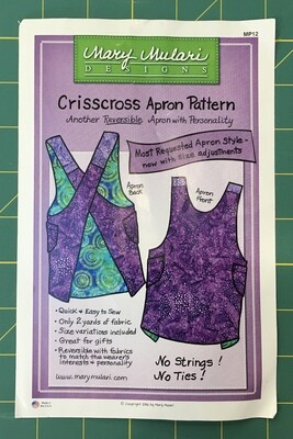 Criss across Apron Pattern