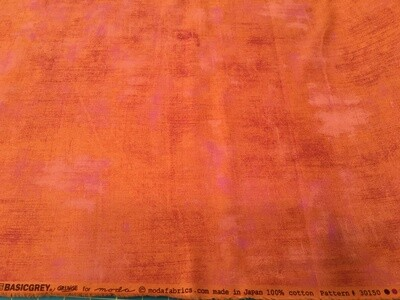Moda Grunge Tangerine