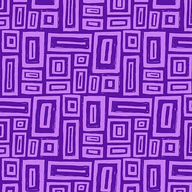 Points of Hue Rectangles purple