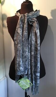 Batik scarf 4