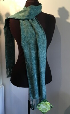 Batik scarf 12