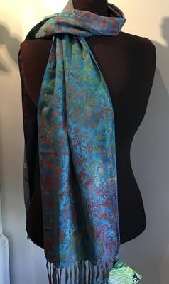 Batik Scarf 9