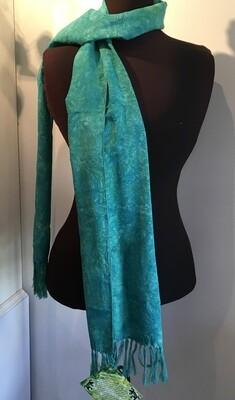 Batik scarf 14