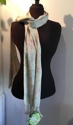 Batik scarf 15